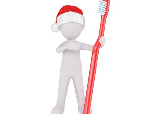 Come proteggere i denti a Natale?